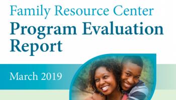 FY 2018 Program Evaluation Report